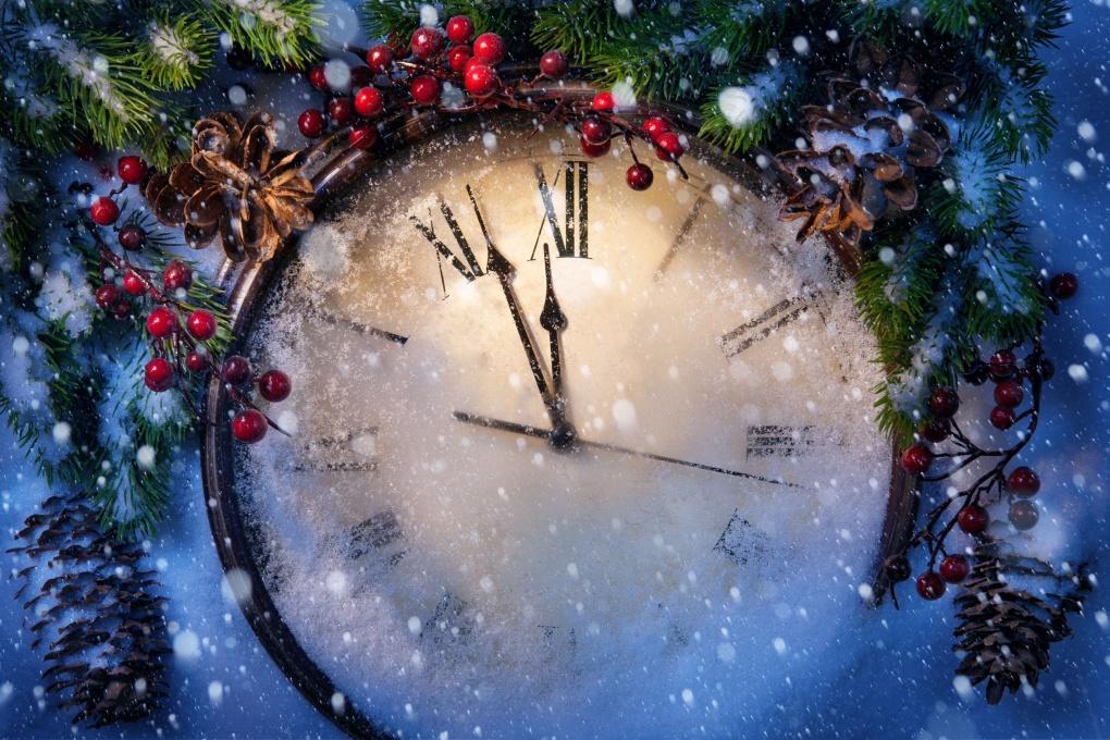 Радио Relax поздравляет с Новым годом!